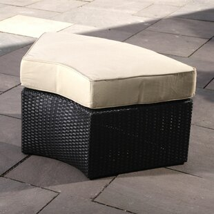 Madbury Road Santorini Ottoman with Cushion