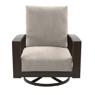 Mistana Luciano Patio Chair with Cushion