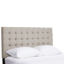 lyttleburye upholstered panel headboard