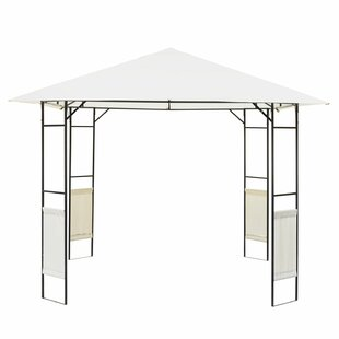 Seeber 3m X 3m Steel Party Tent By Sol 72 Outdoor