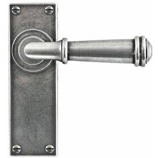 Passage Door Handle (Set of 2) by Symple Stuff