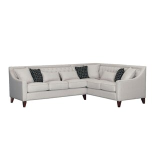 Zivah Solid L-Shaped Sectional