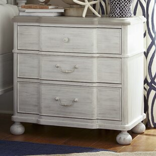 Dogwood 3 Drawer Nightstand By Paula Deen Home