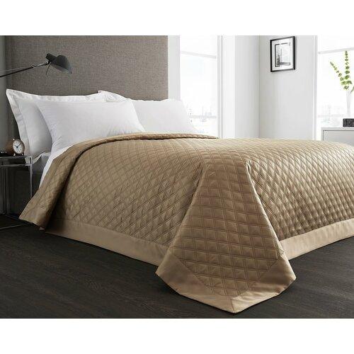 Tagesdecke Margie ZipCode Design Farbe: Taupe   Heimtextilien > Decken und Kissen > Tagesdecken und Bettüberwürfe   ZipCode Design
