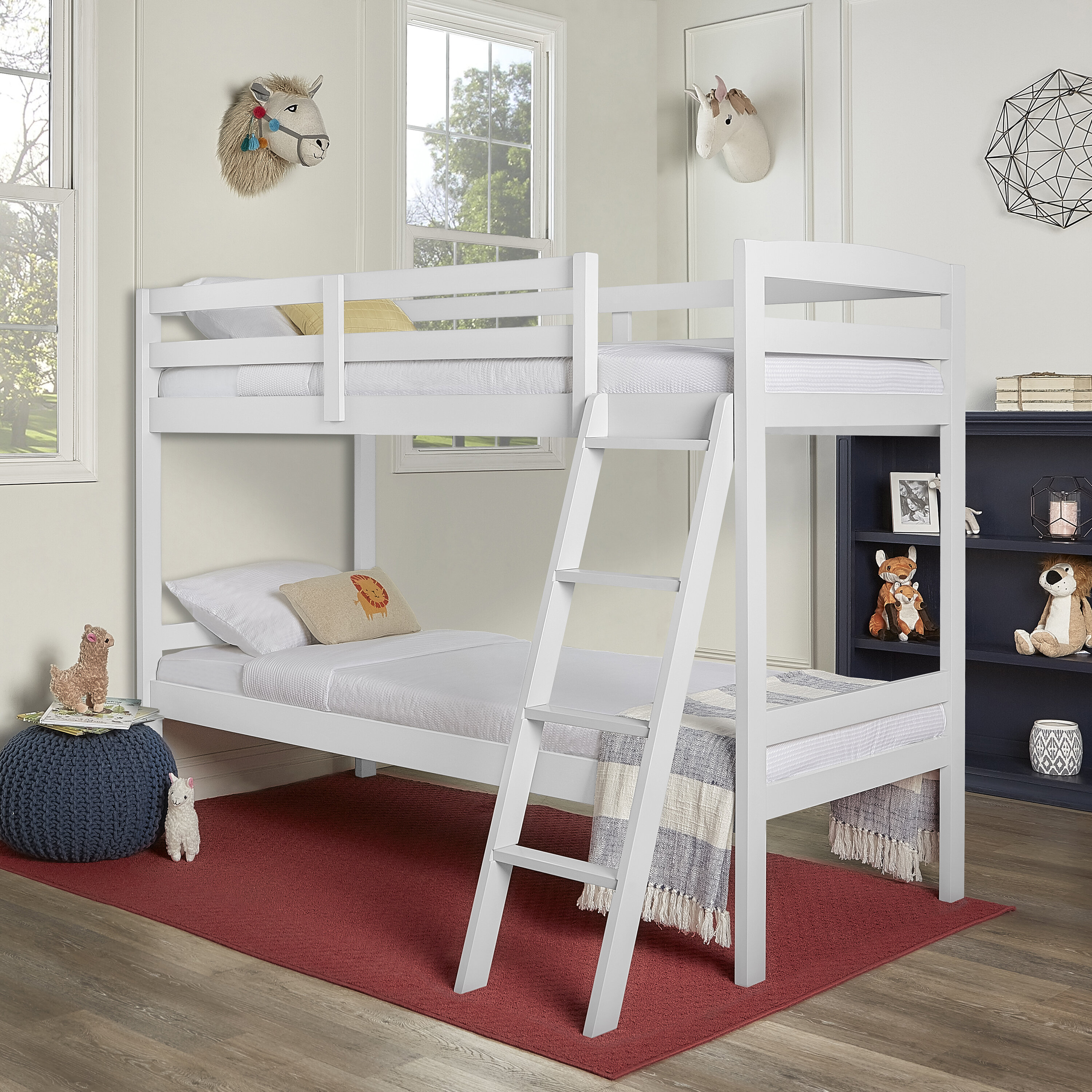 bf0344c0aa5a Dream On Me Taylor Twin over Twin Bunk Bed   Reviews