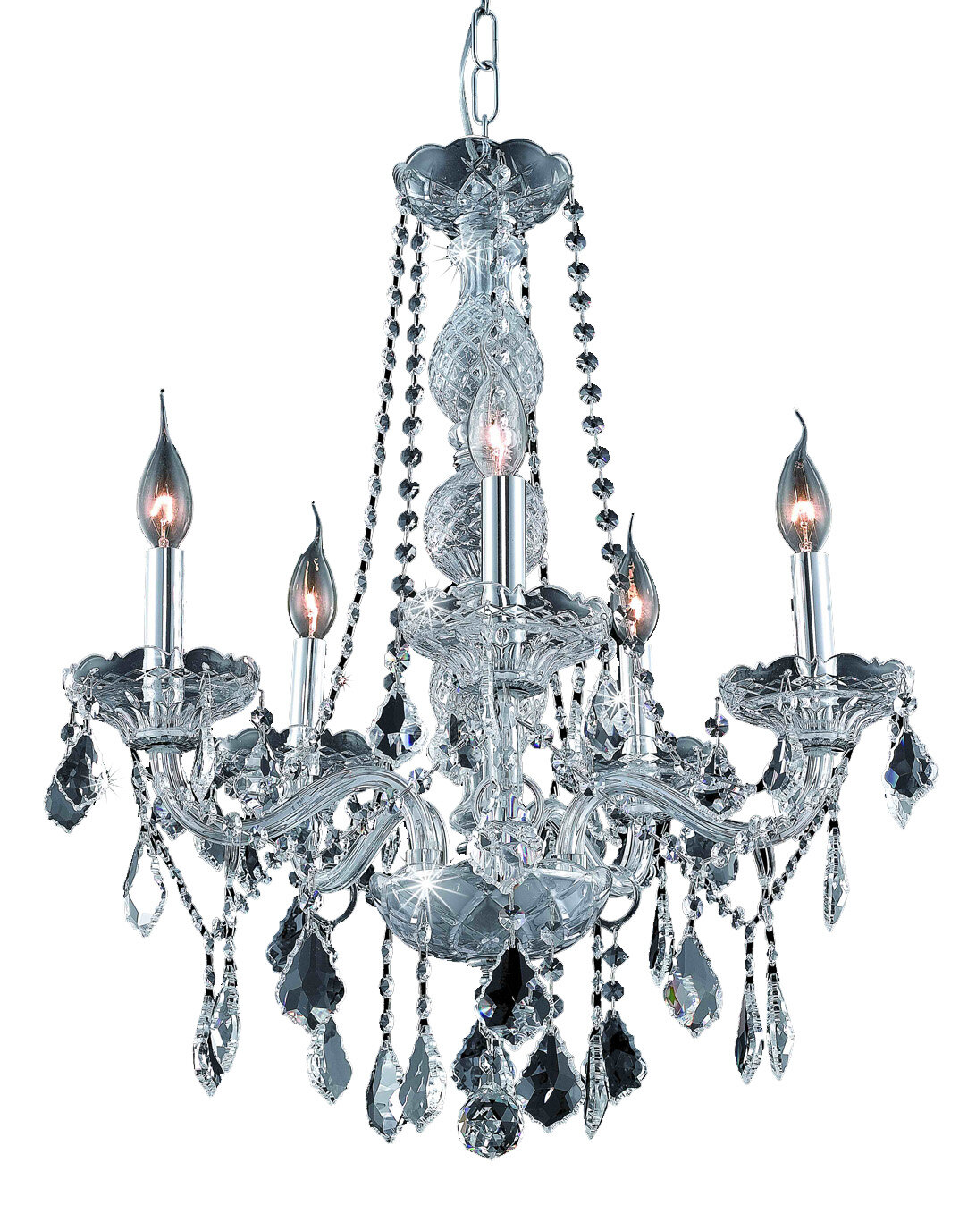 Astoria Grand Petties 5 Light Candle Style Classic Traditional Chandelier Reviews Wayfair