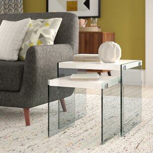 Liberty 2 Piece Nesting Tables Wade Logan
