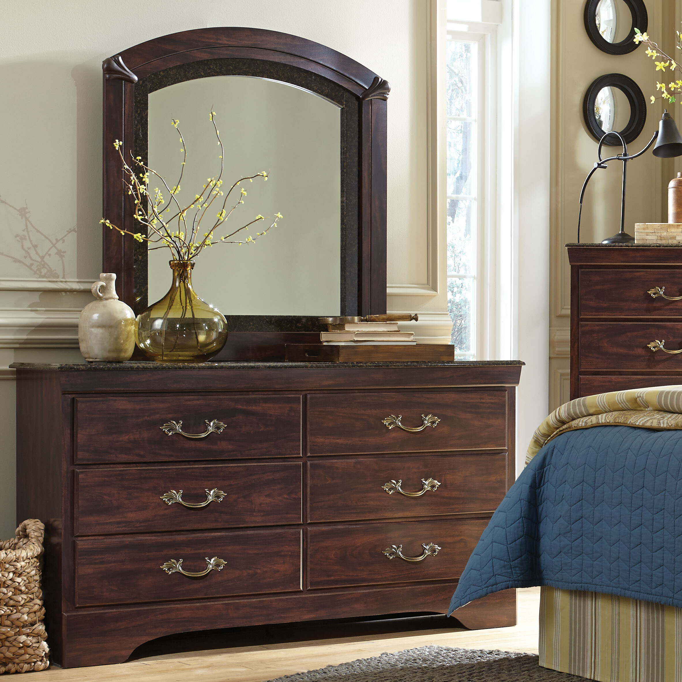 by bedroom dresser chest top asp and of bassett dressers drawer drawers wood furniture