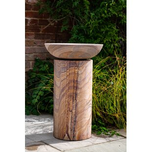 Sale Price Chip Birdbath