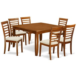 Parfait 7 Piece Extendable Dining Set by ..