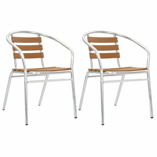 Sales Stacking Garden Chair (Set Of 2)