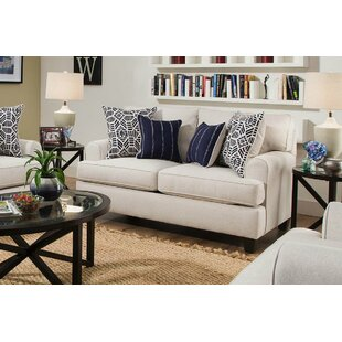 Lansford Standard Loveseat by Charlton Home