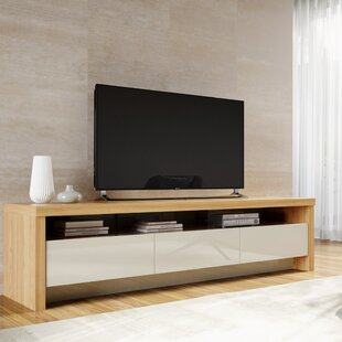 Price Check Makiver TV Stand by Orren Ellis Reviews (2019) & Buyer's Guide