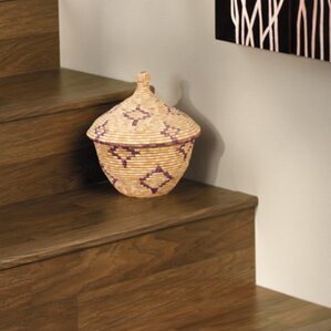 Overlap Stair Nose In Walnut