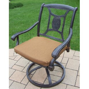 Oakland Living Victoria Patio Chair with Cushion