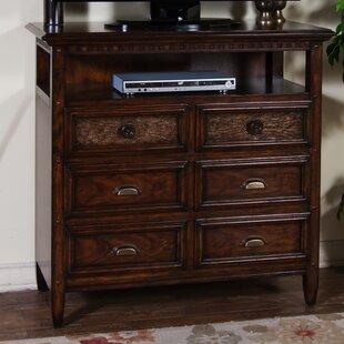 Sunny Designs American Prairie 6 Drawer Medi..