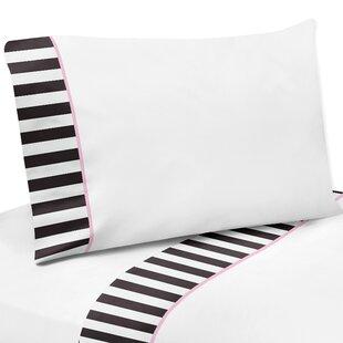 Sweet Jojo Designs Paris Sheet Set