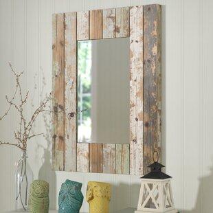 Pires Farmhouse Wall Mirror