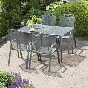 4-Sitzer Gartengarnitur Toulouse von GreemotionUK