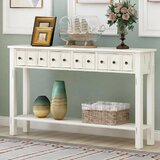 Sirenuse 60.03 Console Table by Rosecliff Heights