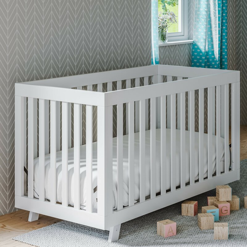 Beckett 3 In 1 Convertible Crib