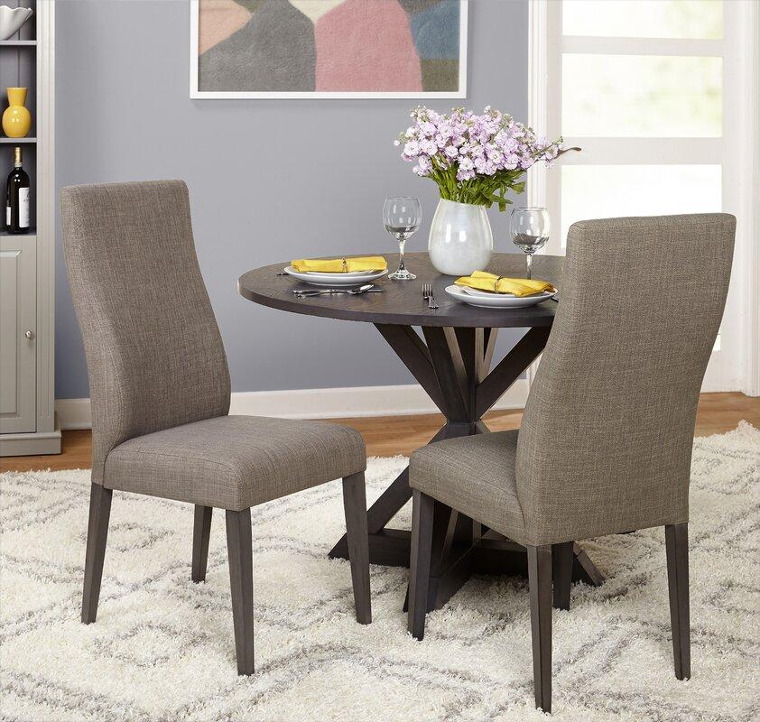 Superior Andover Mills Olivet 3 Piece Dining Set Reviews Wayfair