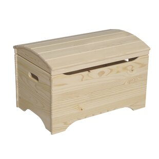 Large Wooden Toy Chest Wayfair