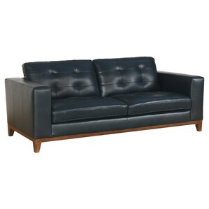 Caleb Top Grain Leather Sofa