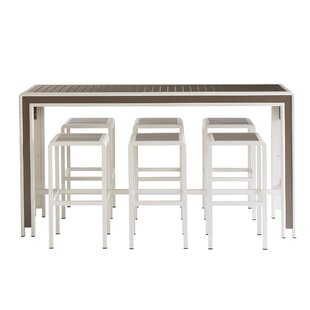 Dani Outdoor Bar Dining Set
