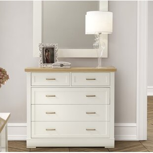Lau 5 Drawer Dresser by Gracie Oaks Best #1