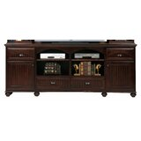 South Perth Solid Wood TV Stand for TVs up to 88 by August Grove®