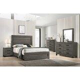 Myrtlewood Standard 5 Piece Bedroom Set by Union Rustic