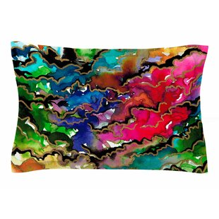 Ebi Emporium 'Summer Swells' Watercolor Sham