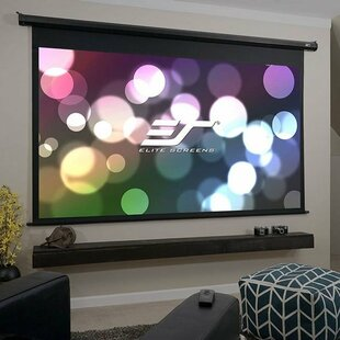 Find VMAX2 Series Matte White Electric Projection Screen ByElite Screens