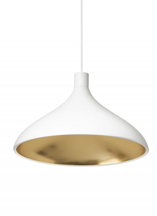 Swell 1 Light Single Bell Pendant Reviews Allmodern