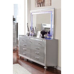 Meserve 7 Drawer Dresser by House of Hampton