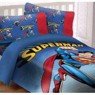 Superman Universe Comforter Set