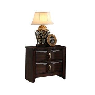 Taylor Cove 2 Drawer Nightstand