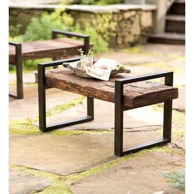 Black Outdoor Benches You\'ll Love | Wayfair.ca