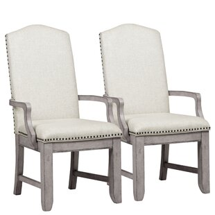 Devers Upholstered Dining Chair (Set of 2)