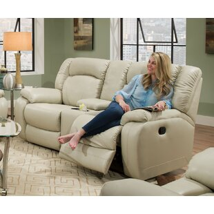 Darby Home Co Seatonville Motion Reclining Loveseat by Simmons Upholstery