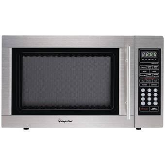 20 1 3 Cu Ft Countertop Microwave