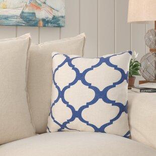 Leber Outdoor Throw Pillow (Set of 4)