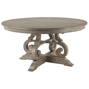Ellenton Solid Wood Dining Table
