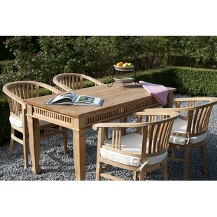 Lavaca Dining Table By Brambly Cottage