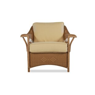 Lloyd Flanders Nantucket Patio Chair with..