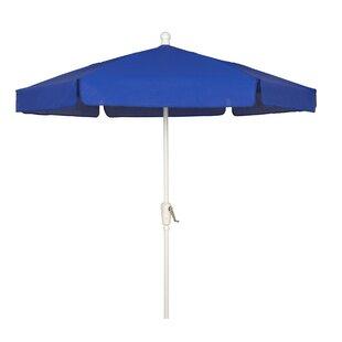 Aleron 7.5' Drape Umbrella by Darby Home Co