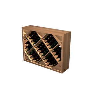 Designer Series 91 Bottle Floor Wine Rack By Wine Cellar Innovations