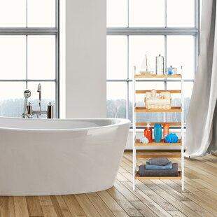 Sharyn 45 X 110cm Bathroom Shelf By Brambly Cottage