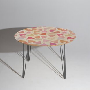 Hello Sayang Love Triangles Dining Table East Urban Home